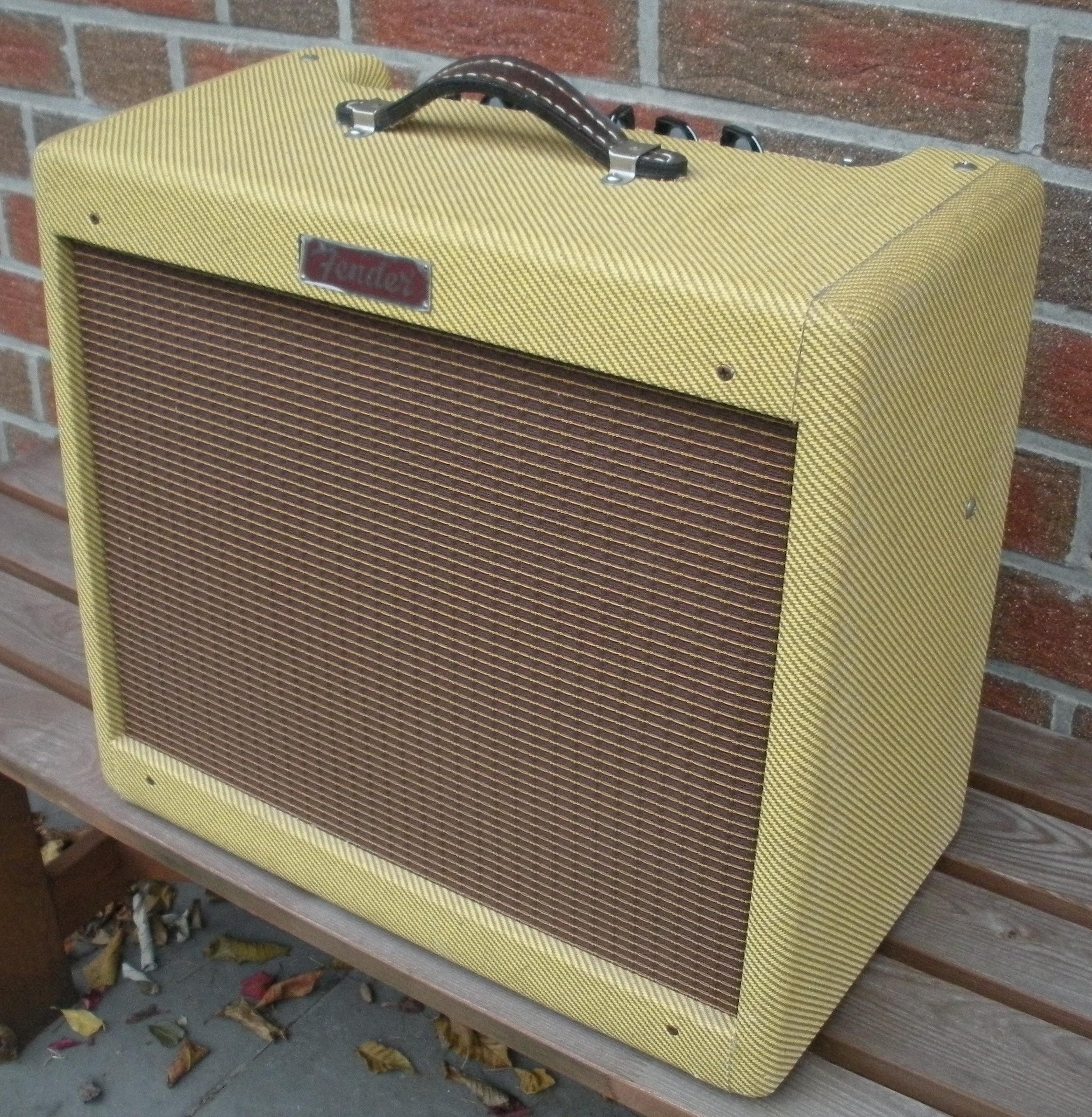 Fender Pro Junior Tweed