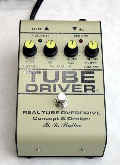 TubeWorks - TubeDriver