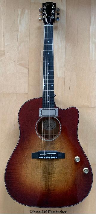 Gibson J45 Humbucker